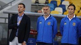 Сайт УЄФА назвав помічника Шевченка Тассотті головним тренером збірної України – курйоз дня
