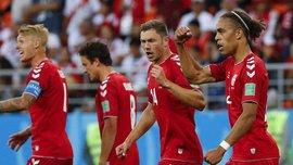 Игроки сборной Дании договорились с федерацией и вернулись в расположение команды