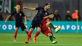 Товариські матчі: Португалія розійшлась миром з Хорватією