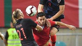 Вида травмировался в матче против Португалии