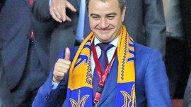 Павелко: Сборная Украины доставила нашим болельщикам массу удовольствия