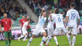 Словения – Болгария – 1:2 – видео голов и обзор матча