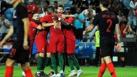 Португалія – Хорватія – 1:1 – відео голів та огляд матчу