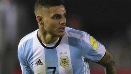 Икарди: Буду полностью отдаваться в играх за сборную Аргентины