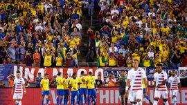 Товарищеские матчи: Аргентина разобралась с Гватемалой, Бразилия обыграла США