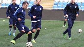 Черноморец пригласил 14-летнего воспитанника на тренировку основы команды