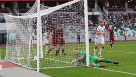 """Беларусская Федерация футбола не будет разбираться с лозунгом """"Хто не скача – той маскаль"""""""