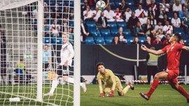 Германия вырвала победу у Перу