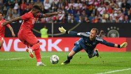 Германия – Перу – 2:1 – видео голов и обзор матча