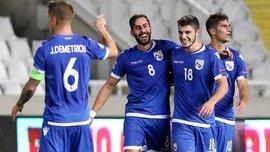Кіпр – Словенія – 2:1 – відео голів та огляд матчу