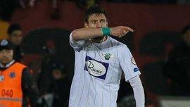 Селезньов: Луческу – великий тренер, він назвав мене найкращим нападником чемпіонату Туреччини