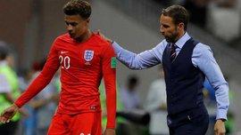 Деле Алли покинул расположение сборной Англии из-за повреждения