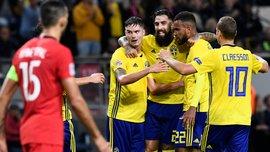 Лига наций: Швеция эпически уступила Турции, Шотландия переиграла Албанию