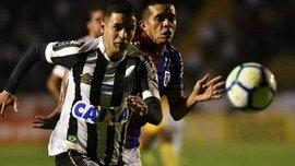 Гонсалес отличился 4-м ассистом за Сантос в 6 матчах