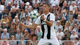 Альбіоль пояснив, чому Роналду буде важко забити 40 голів в Серії А