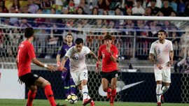 Товарищеские матчи: Япония разгромила Коста-Рику, Южная Корея и Чили разошлись миром