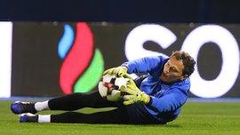Пятов: Шевченко требовал от футболистов сборной Украины играть первым номером