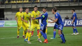 Молодіжна збірна Андорри потрапила в ДТП після матчу з Україною