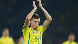 Караваев и Матвиенко попали в символическую сборную лучших футболистов 2-го тура Лиги наций по версии WhoScored