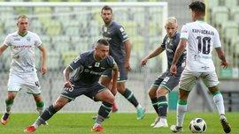 Поліція затримала двох гравців Лехії, які були у нетверезому стані після поразки Карпатам