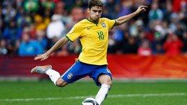 Перейра – перший гравець збірної Бразилії за 100 років, який народився в іншій країні