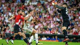 Реал не сумел обыграть Атлетик и впервые в сезоне потерял очки