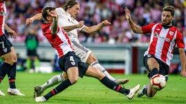 Атлетік – Реал – 1:1 – відео голів та огляд матчу