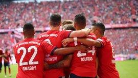 Баварія – Байєр – 3:1 – відео голів та огляд матчу