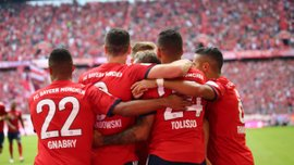 Бавария – Байер – 3:1 – видео голов и обзор матча