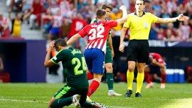 Атлетико – Эйбар – 1:1 – видео голов и обзор матча