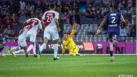 Ліга 1: Монако втратив очки з Тулузою, Монпельє зіграв унічию вдома, Лілль та Анже виграли на виїзді