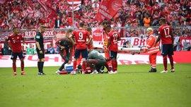 Толіссо зазнав важкої травми та пропустить кілька місяців
