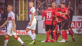 Фрайбург и Штутгарт расписали феерическую ничью: 3 тур Бундеслиги, матчи воскресенья
