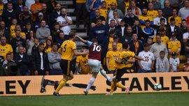 Вулверхэмптон – Бернли – 1:0 – видео гола и обзор матча