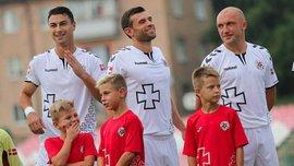 Первая лига: Волынь в зрелищном матче победила Балканы, Агробизнес проиграл Ингульцу