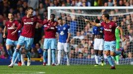 Болельщики Вест Хэма признали Ярмоленко лучшим игроком в матче против Эвертона