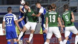 Суперник Динамо у Лізі Європи Яблонєц розгромно програв у чемпіонаті Чехії