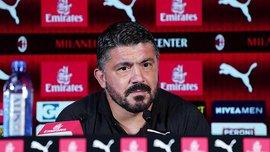 Гаттузо: Смешно слышать о борьбе Милана за второе или третье место