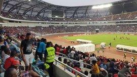 В Африці вболівальників затоптала кінна поліція