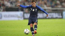 Грізманн: Ганьба, що серед номінантів на найкращого гравця ФІФА немає французів
