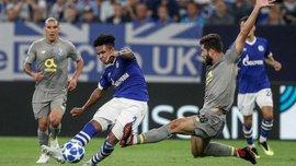 Шальке – Порту – 1:1 – видео голов и обзор матча