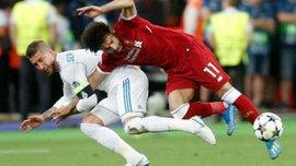 Салах снял футболку и встревожил фанатов Ливерпуля в матче против ПСЖ
