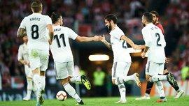 Реал заработал 50 млн евро еще до начала Лиги чемпионов