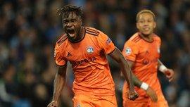 Манчестер Сіті – Ліон: Корне забив курйозний гол завдяки фейлу конкурента Зінченка