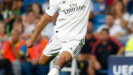 Мариано Диас забил роскошный дебютный гол за Реал