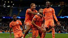Манчестер Сити – Лион – 1:2 – видео голов и обзор матча