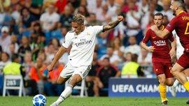 Реал Мадрид – Рома – 3:0 – відео голів та огляд матчу