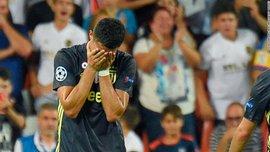 Аллегри: С VAR Роналду бы не получил красную карточку