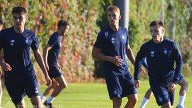 Динамо– Астана: команды определились с формой на матч Лиги Европы