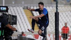 Футболист Цюриха упал в яму, празднуя забитый гол, – курьез дня в Лиге Европы